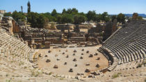 Ancient Sites Near Antalya