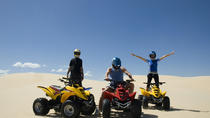Quads and Buggies in the Dubai Desert