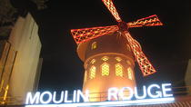 Paris Nightlife: Moulin Rouge Dinner & Show