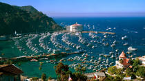 Catalina Island by Helicopter