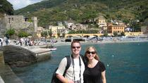 Cinque Terre from Rome