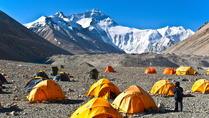 Visiting the Mount Everest Base Camp