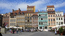 Warsaw Old Town Square Market
