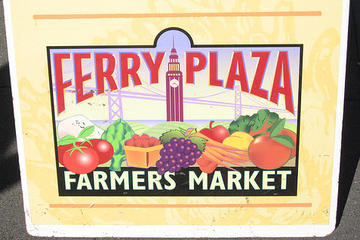 Ferry Plaza Farmer's Market