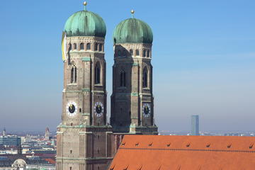 Cathedral of Our Blessed Lady (Frauenkirche), Munich