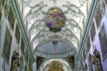 St. Peter's Abbey (Stift Sankt Peter)