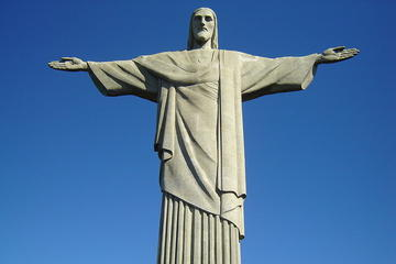 Statue of Christ the Redeemer (Cristo Redentor)