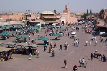 Djemaa el Fna (Place of the Dead)