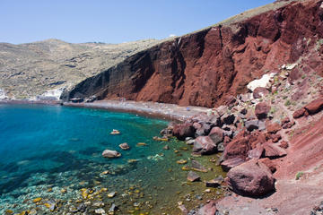 Top Santorini Beaches
