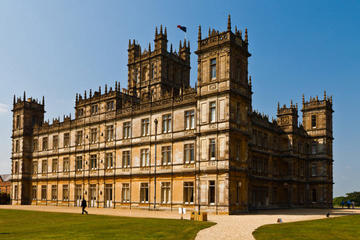 Highclere Castle - The Real Downton Abbey