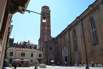 St Mary of the Friars (Santa Maria Gloriosa dei Frari)