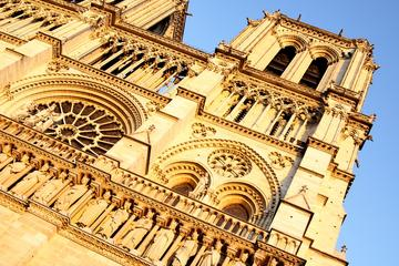 Towers of the Notre Dame Cathedral