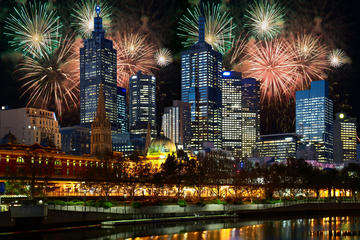 New Year's Eve in Melbourne