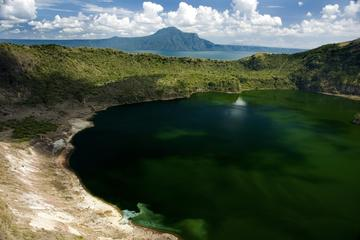 Trekking the Taal Volcano