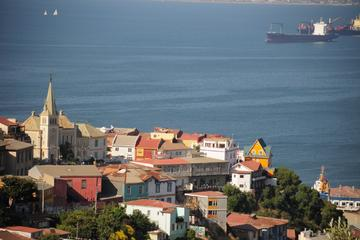 Valparaiso Cruise Port