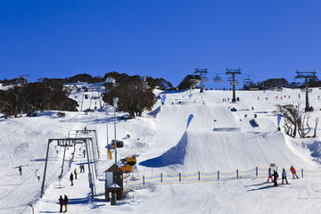 Perisher and Thredbo Ski Resorts