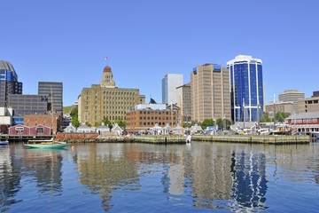 Halifax Cruise Port, Nova Scotia
