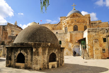 Church of the Holy Sepulchre , Israel