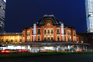 Tokyo Central Railway Station