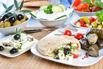 Secrets of Greek Cuisine