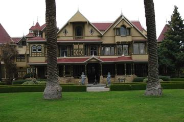 Winchester mystery house tours trips tickets san for San francisco mansion tour