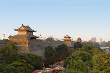 Xian City Wall (Chengqiang)