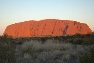 Visiting Uluru (Ayers Rock) From Alice Springs
