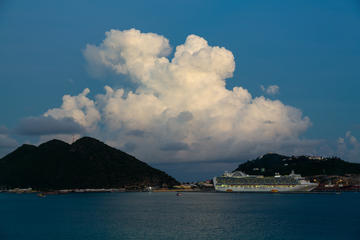 St. Maarten Cruise Port