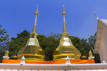 Wat Phra That Doi Tung (Wat Phra That Doi Chom Thong)