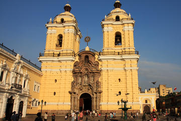 Iglesia and Museo de San Francisco