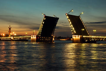 St Petersburg White Nights Cruises