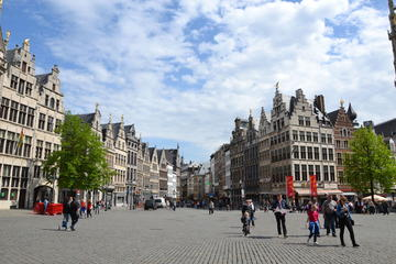 Antwerp Tours from Brussels