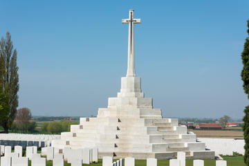 WWI Battlefields in Flanders