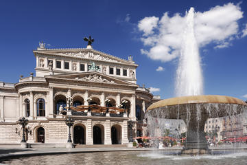 Old Opera House (Alte Oper) , Attractions of Frankfurt