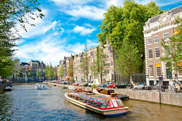 Amsterdam Day Trips from Brussels