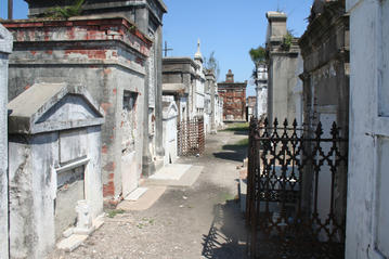 Haunted in New Orleans