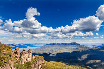 Visiting the Blue Mountains