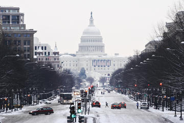 Washington dc winter travel tips tours trips tickets for Warm places to visit in december in usa