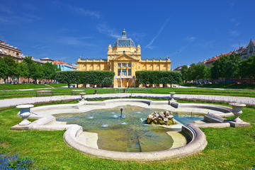 Parks and Scenic Walkways of Zagreb