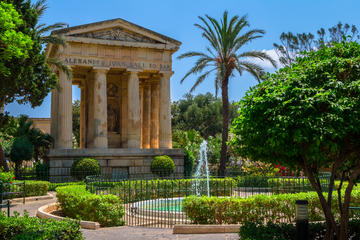 Lower Barrakka Gardens Tours Trips Tickets Valletta