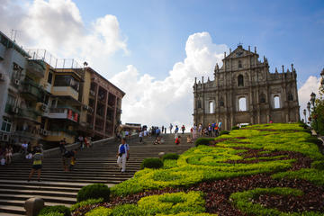 Top 5 Things to Do in Macau