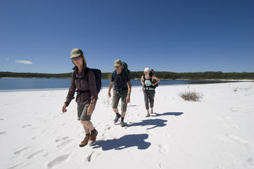 3 Days in Fraser Island: Suggested Itineraries