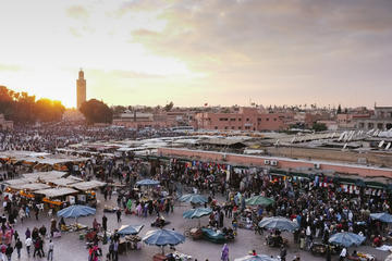 Marrakech Tours from Casablanca