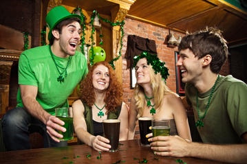St Patrick's Day and Celtic Heritage