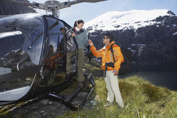 Helicopter Tours in Reykjavik
