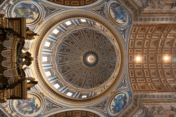 St Peter's Dome, Rome
