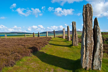 Ring of Brodgar, Scottish Highlands