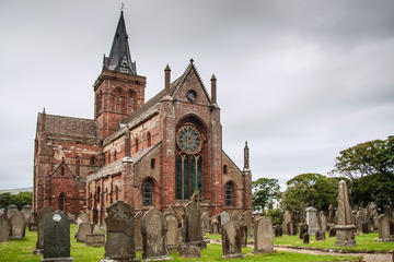 St Magnus Cathedral , Scottish Highlands