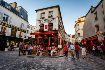 Montmatre & Sacre Coeur Walking Tours