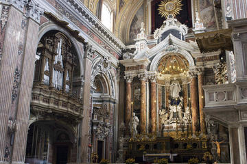 Ges&uacute' Nuovo Church, Naples